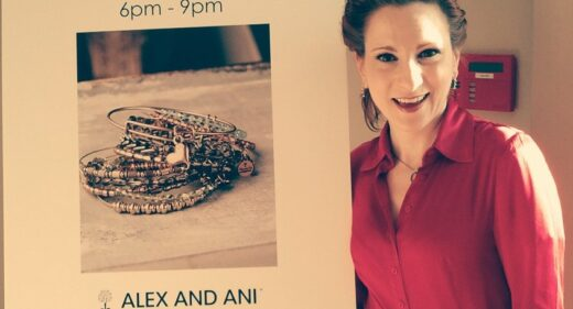 Alex & Ani Launch Event